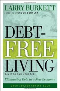 debt-free living book