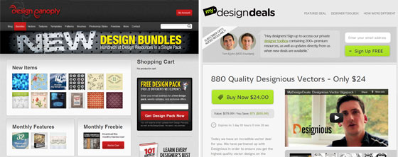 design panoply and my design deals