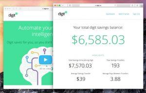 digit screenshots