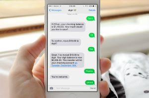 digit texting commands