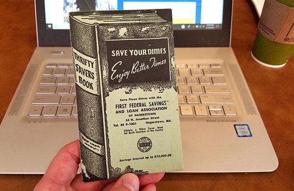 dime saver book - 1950s