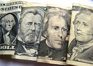 dollar bill presidents