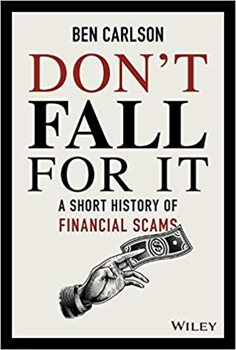 dont fall for it scam book
