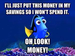 dory money funny