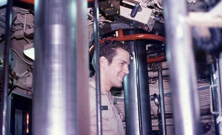 doug nordman submarine 1986