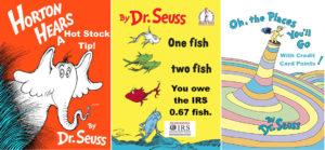 dr seuss money books