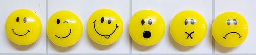 emoticon magnets