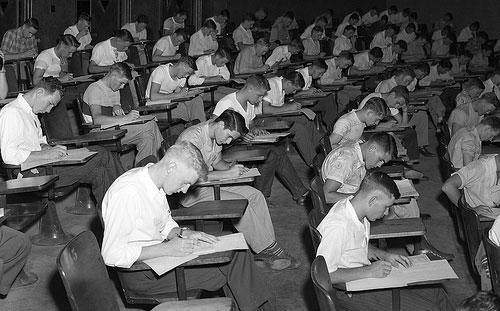 archive exam taking