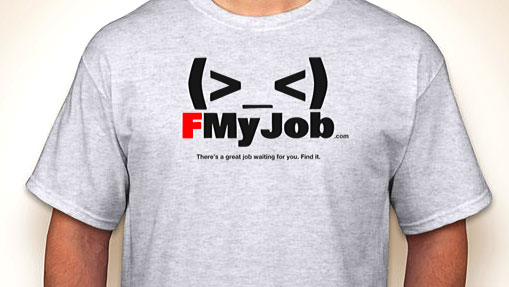 f my job