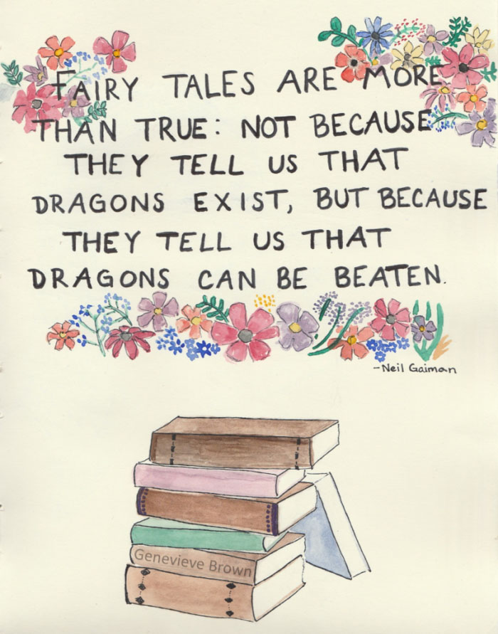 fairy tales neil gaiman