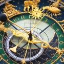 fancy astronomical clock