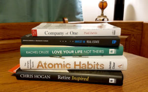 financial productivity books