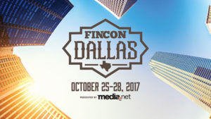 fincon 17 - dallas