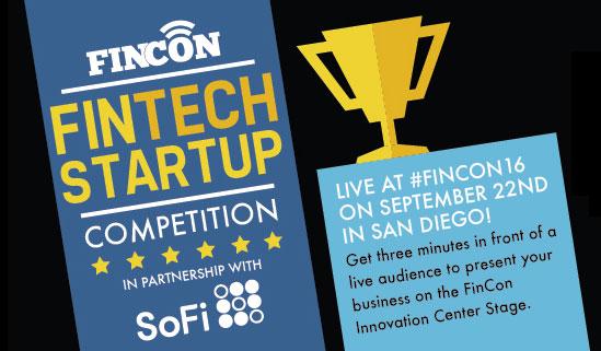 fincon fintech competition