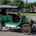 ford model t - green