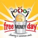 free money day logo