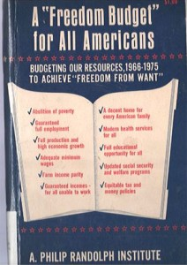 freedom budget book
