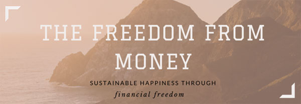 freedom from money blog
