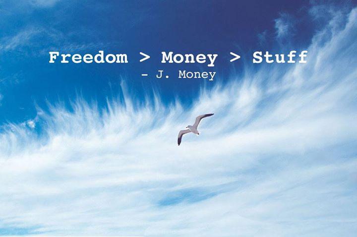 freedom money stuff