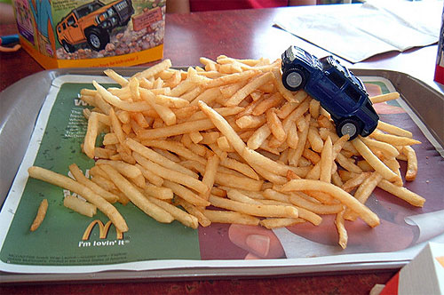 fries mountain