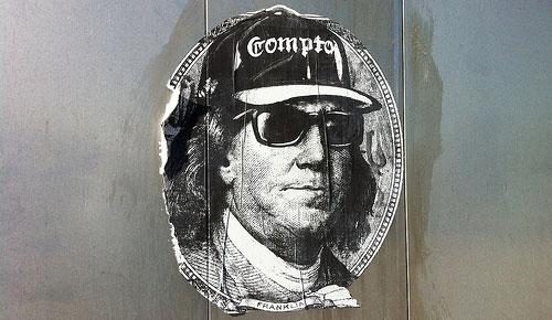 gangster benjamin franklin