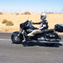 gene's motorcyle