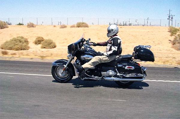 gene motorcycle