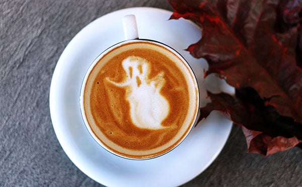 ghost coffee