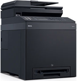 dell 2155cdn all-in-one printer