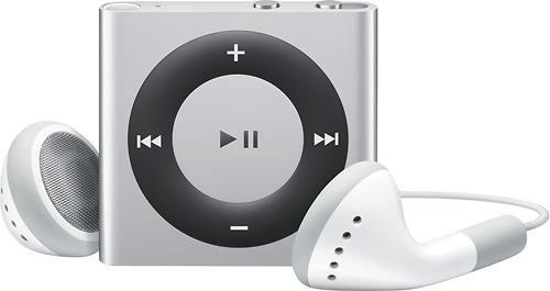 Apple iPod shuffle 2 GB Silver