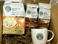 Starbucks V.I.P Package