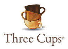 Three Cups book