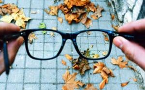 glasses focus