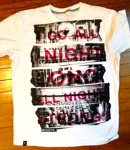 go all night long shirt