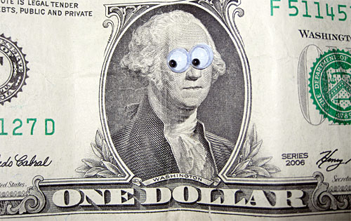 googly money