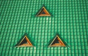 green three