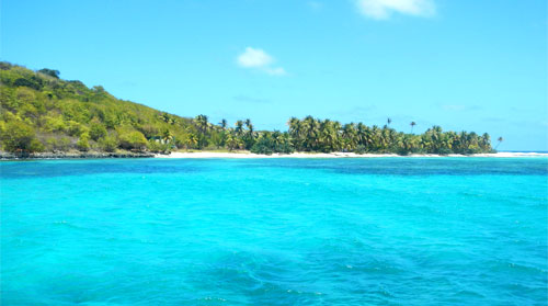 grenada beach water