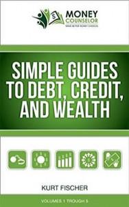simple guides debt credit wealth