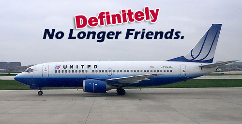 hate united airlines