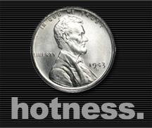 hotness 1943 penny