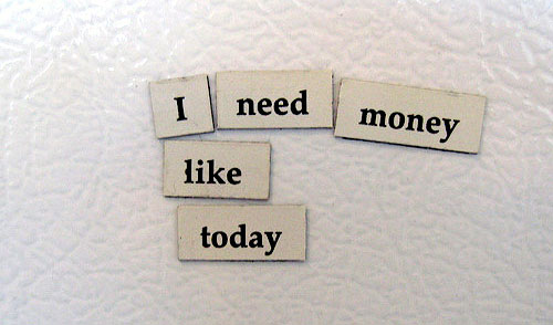 i need money like today magnets fridge