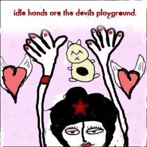 idle hands devil playground