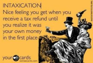 intaxication