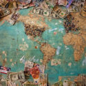 international money map
