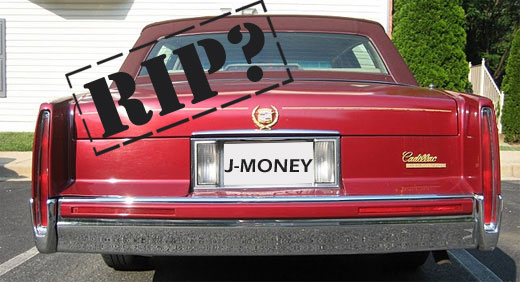 j money cadillac rip