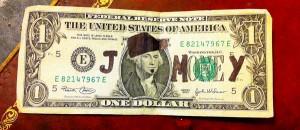 j money dollar