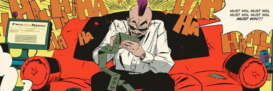 J. Money - PF Comic #3