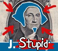 j. stupid head