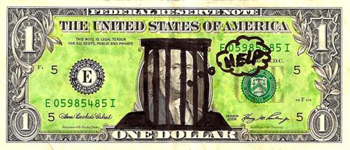 jail dollar