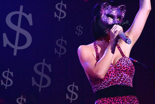 katy perry sexy money